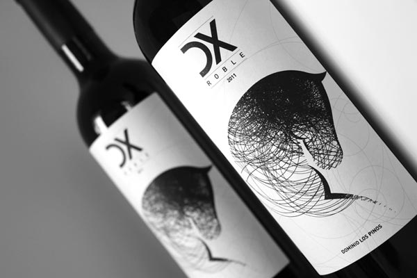 Label Design Dx Roble By Armoder Arte Amp Dise 241 O