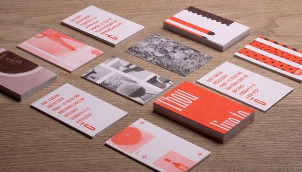 Fursetgruppen Grilleriet - Business Cards by Uniform Strategisk Design
