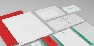 Happy Collections - Stationery Design