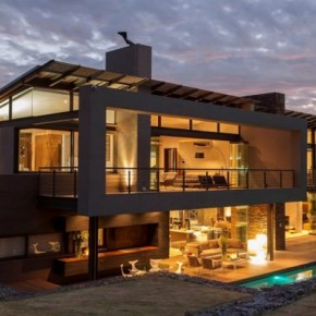House Duk by Nico van der Meulen Architects