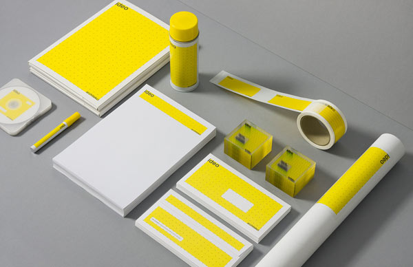 Ideo Architekci - Corporate Design by Studio for brands