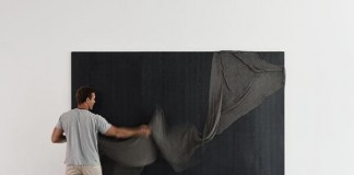 Magnetic Wallpaper by Luis Pons Design Lab