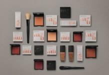 Maréna Beauté cosmetics visual identity by Bold