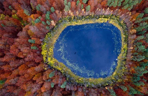 Aerial Photography by Kacper Kowalski