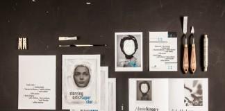 Starving Artist Superstar - Exhibition Print Design by Eszett