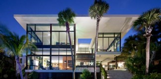 The Coral Gables Residence in Miami, Florida by Touzet Studio