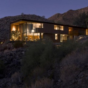 Jarson Residence in Arizona by Will Bruder + Partners