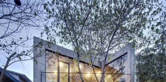 Tea House in Shanghai, China by Archi-Union Architects