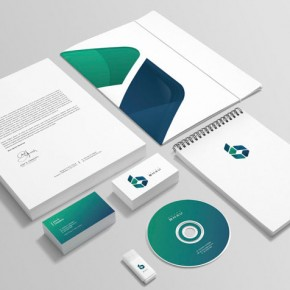 Grupo BHAU - Corporate Design by Diego Leyva