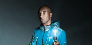 Martin Schoeller Shoots Kobe Bryant with Picasso Inspired NIKE Flyknit Sneakers