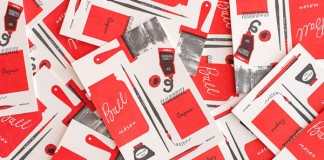 Personal Stationery Design by Tom Froese