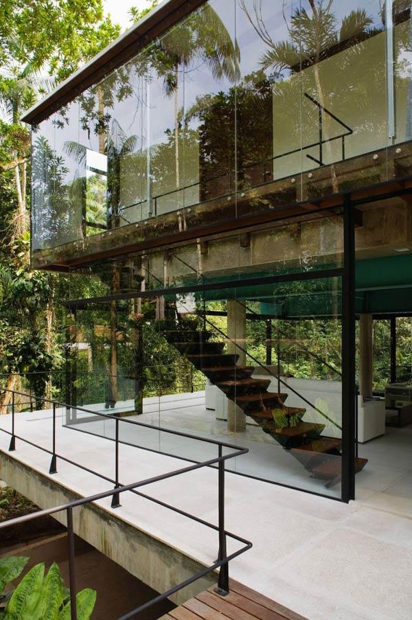 House in Iporanga, Brazil by Nitsche Arquitetos Associados
