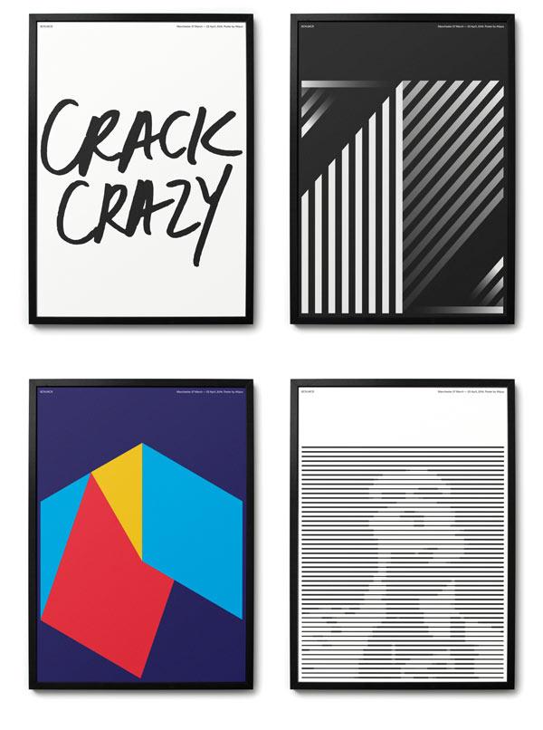 BCNMCR 2014 Posters by Atipus