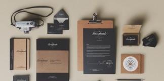 Berrylands Building Co Brand Identity by Ed Vandyke