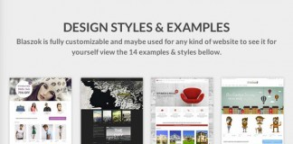 Blaszok - Multi-Purpose Responsive WordPress Theme