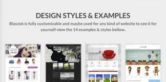Blaszok - Multi-Purpose Responsive WordPress Theme