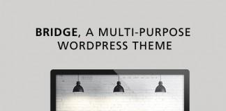 Bridge - Multi Purpose WordPress Theme