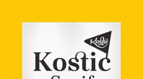 Kostic Serif Font Family