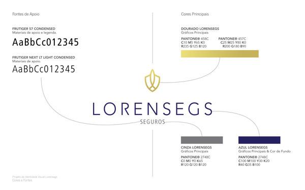 LORENSEGS Insurance Company - Corporate Identity Guide
