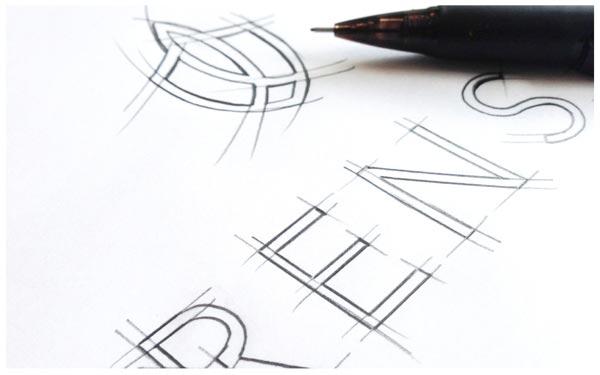 LORENSEGS Insurance - Logo Sketches