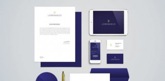 LORENSEGS Insurance - Stationery