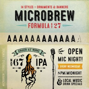 Microbrew Type Family