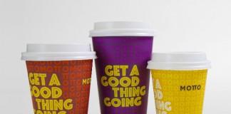 Motto - coffee branding