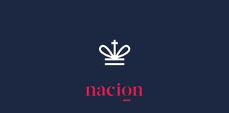 Nación Logo Design by Anagrama