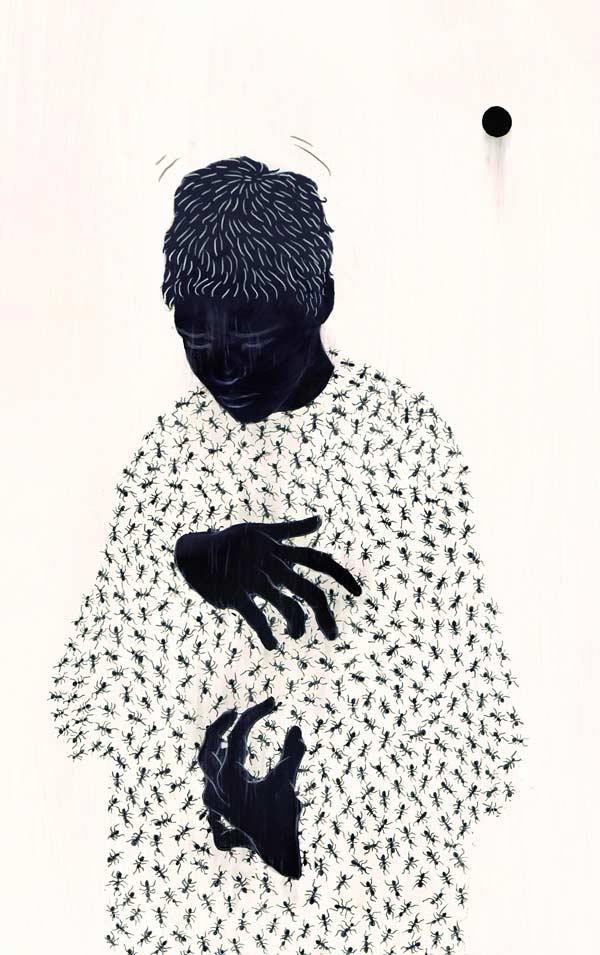 One Of These Days - Illustration by Fredrik Rättzén