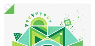 Evernote - graphic art poster