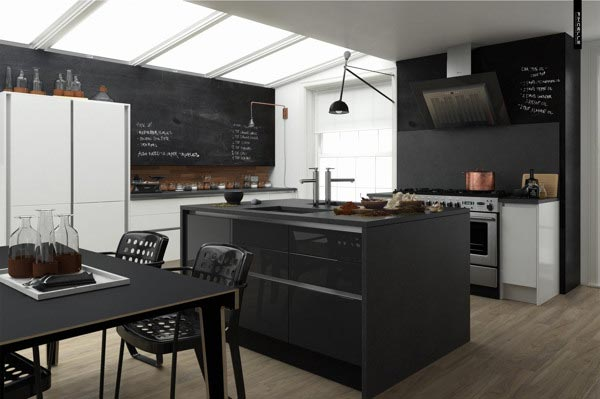 Kitchen Design Cgi Production By Pikcells For Lb Kitchens