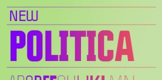 Politica super family by Alejandro Paul of Sudtipos