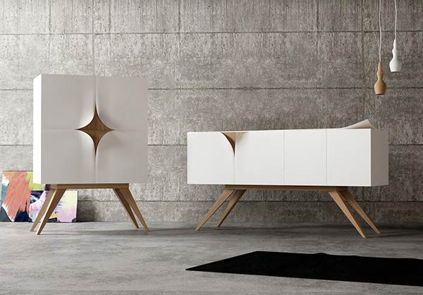 Furniture design concept by nicola conti for Ausgefallene sofas