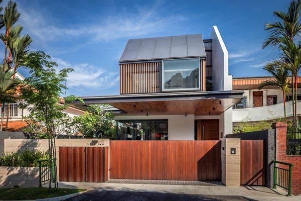 the far sight house in singapore by wallflower architecture design