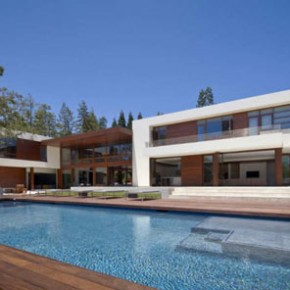 Modern Residence in Silicon Valley, California