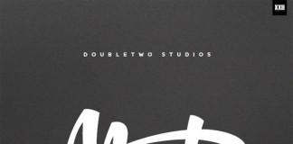 XXII YeahScript - brush script font from Doubletwo Studios