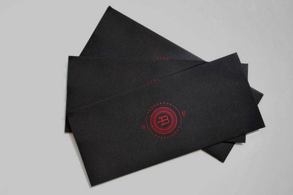 Benício lawyer's office - envelopes