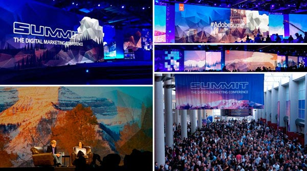 Adobe Summit - digital marketing events with sessions in Salt Lake City, London, New York, San Francisco, Singapore, Sydney and Tokyo.