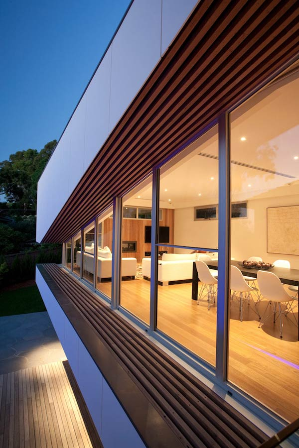Award-Winning Architecture: Kew House 3 by Vibe Design Group