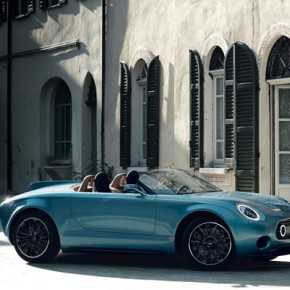 MINI Superleggera™ Vision - Mini Cooper Roadster Concept