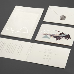 Travel Company Branding by ONE & ONE DESIGN from Beijing, China