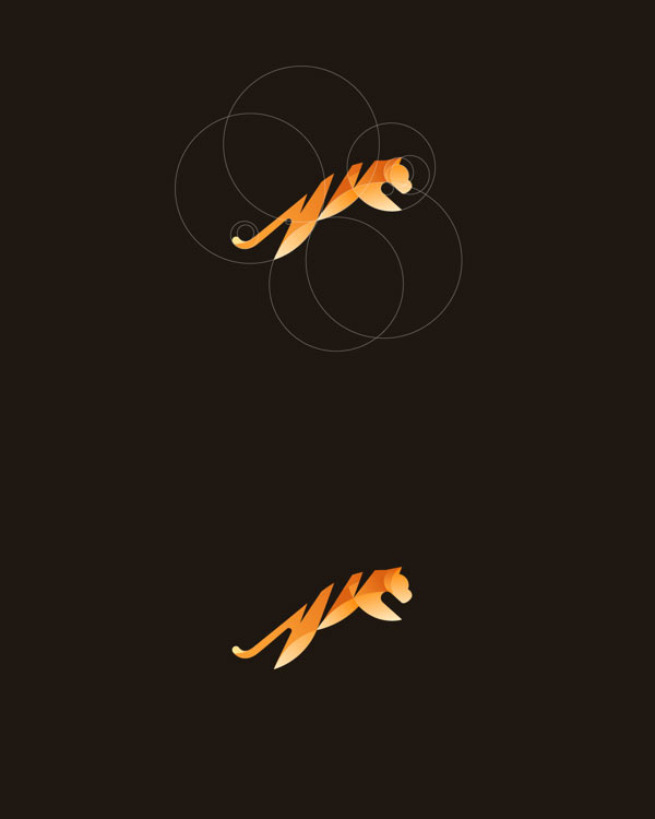 Animal Logo Design by Tom Anders Watkins