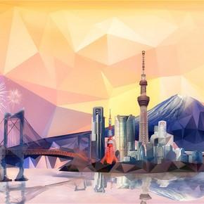 Adobe Summit - Event Visuals by Studio Vasava and Steve Gustavson