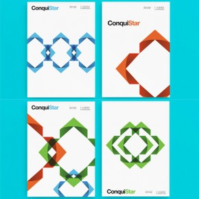 ConquiStar - Investment Program Corporate Identity