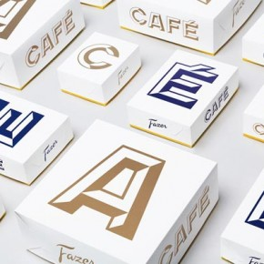Fazer Café - Graphic Design and Typography by Kokoro & Moi