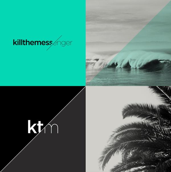 KTM - audio studio identity
