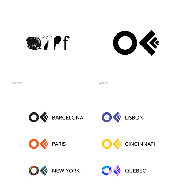 OFFF Festival - Logo Redesign by CROWD Studio