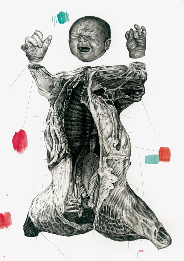 Artwork by Nicola Alessandrini