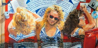 Provocative Pop Art by Eric Yahnker