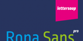 Ropa Sans Pro font family from Lettersoup